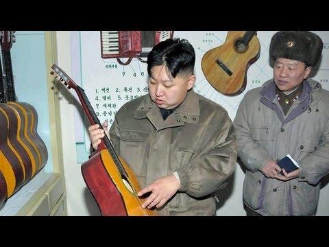 """NDR Extra 3 Song Kim Jong Un Gangnam-Style: """"Bumm, Bumm"""
