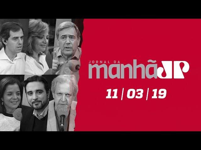 Jornal da Manhã - Edição completa - 11/03/19