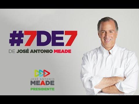 Mi #7de7 José Antonio Meade