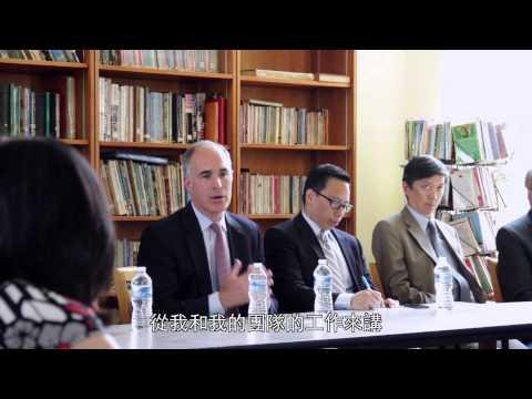 Sen. Bob Casey Visits Philadelphia Chinatown