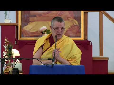 Learning to recognize ourself correctly - Gen-la Kelsang Dekyong