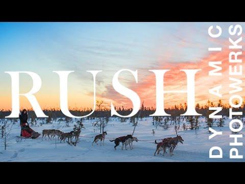Rush - A Dog Sledding Film - Ely Minnesota