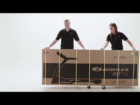How to Assemble Bowflex Results Series 116 Treadmill