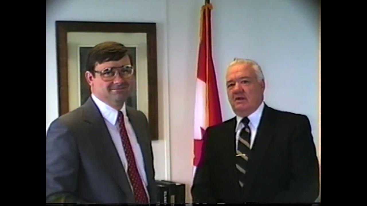 WGOH - Mark Barie Champlain LDC & IDA  5-9-90