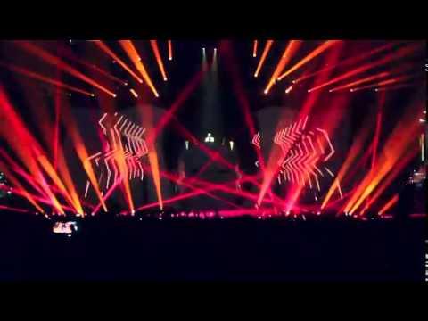 "Avicii ""Levels"" Tour. Production / Lighting Design - YouTube"