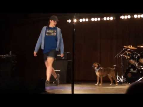 PHS Talent Show K9 Freestyle: Moses