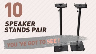 Speaker Stands Pair // New & Popular 2017