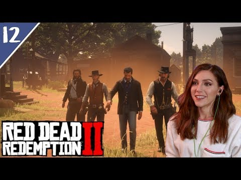 Hanging with the Boys | Red Dead Redemption 2 Pt. 12 | Marz Plays thumbnail