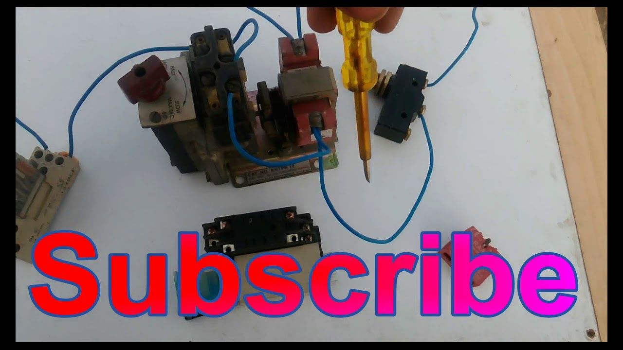 Limit Switch Wiring Diagram