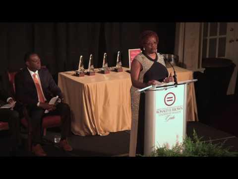 2016 Ronald H. Brown Leadership Awards Gala
