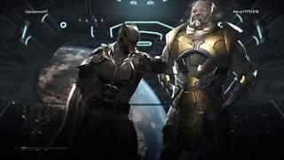 Injustice 2: Рейтинговая серия. Капитан холод, Дарксайд - Бэтмен, Зелёная стрела