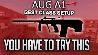 Aug A1 | BEST CLASS SETUP - Roblox: Phantom Forces