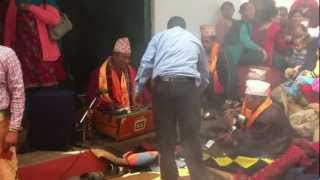 nepali bhajan and dance part 2