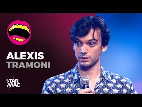 ALEXIS TRAMONI • TARMAC COMEDY