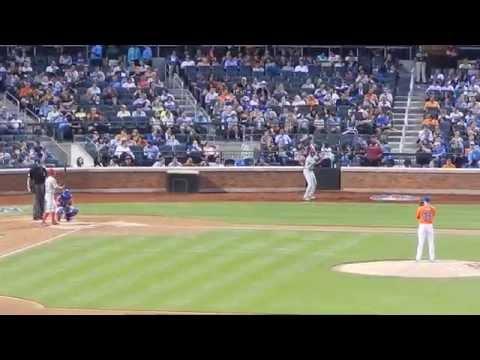 Phillies Grady Sizemore HomeRun 7/29/14 HD