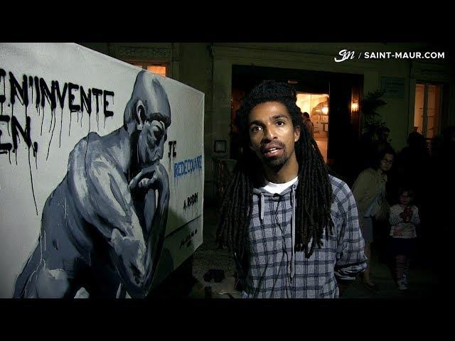 """Vidéo Nuit des Musées 2017 : """"Street-art by night"""""""