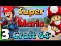 Minecraft - Super Mario Craft 64 Mini-game. PART 3 (+FaceCam) YES! YESSS!!!
