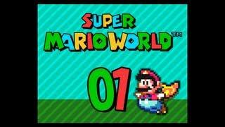 #01 - Super Mario World - This is Dinosaur Land!