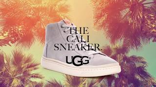 Breaking down Cali Construction | Men's Cali Sneaker High by UGG