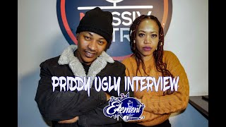 Priddy Ugly responds to whether people know he can rap now on #TheElement following the #SOIL drop