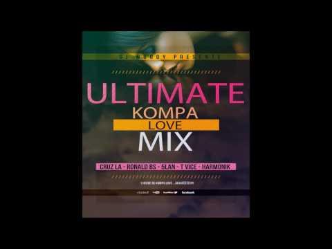 DJ GR3YFOX - Ultimate Kompa love Mix