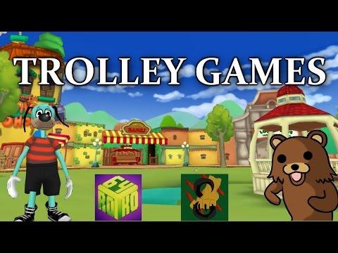 PEDOPRIDE (Toontown Trolley Games w/ Royko & Scarrrz)