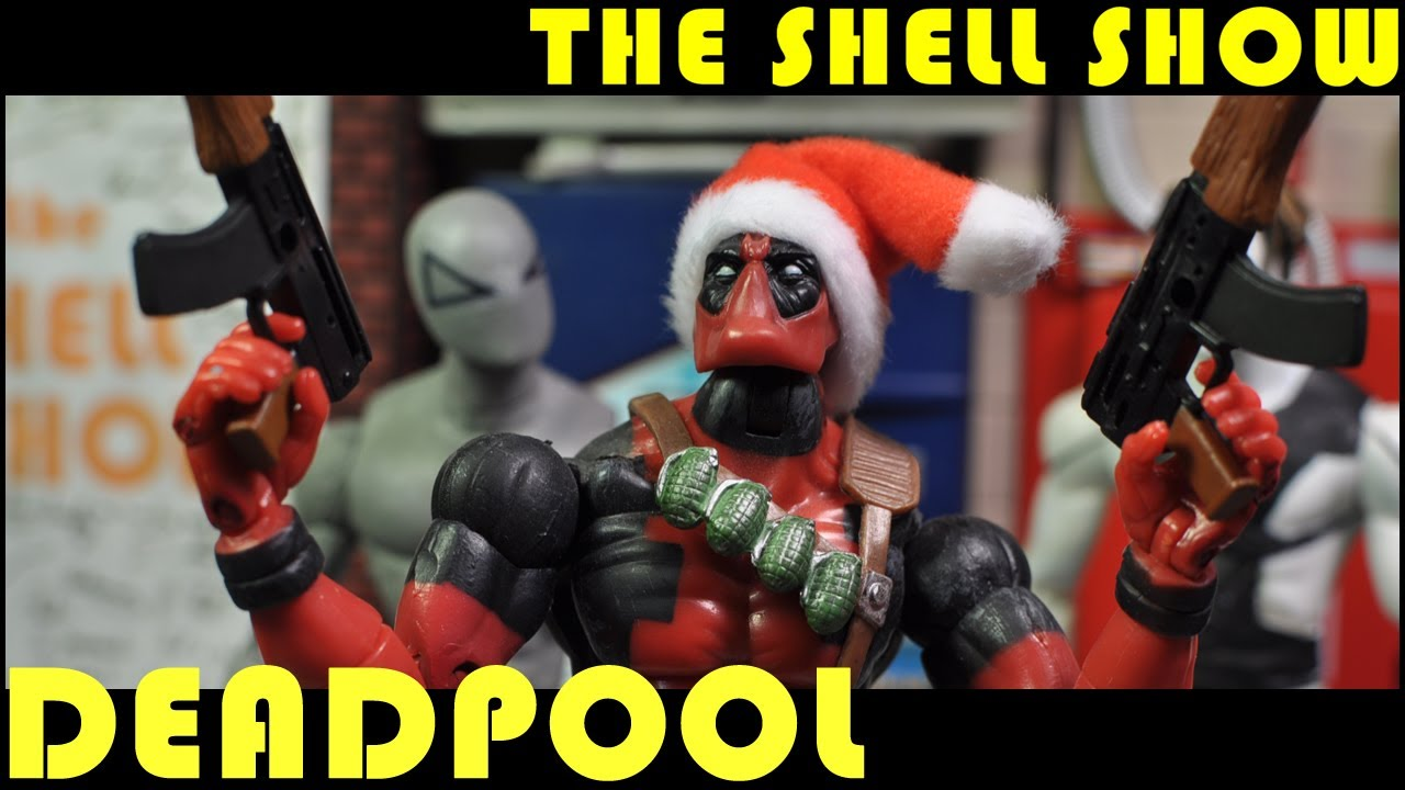 Deadpool the shell show youtube for Dead pool show in jaipur