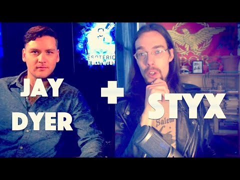 Styx & Jay Dyer: Epic Religious Chat  Platonism, Hermeticism, Demons & Paganism