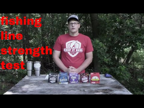 Fishing Line Strength Review