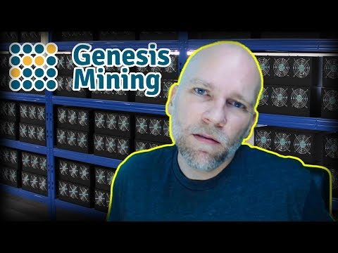Genesis Bitcoin Mining Update - Easiest Way To Mine Bitcoins