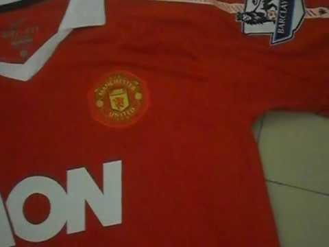 www.mundodascamisas.com.br - Camisa do Manchester United nº14 Chicharito