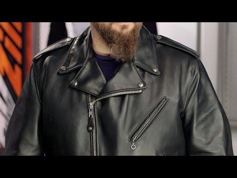 Schott 118 Perfecto Jacket Review at RevZilla.com