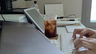 vlog | 코로나 재택일상 | 스타벅스 커피캡슐 | …