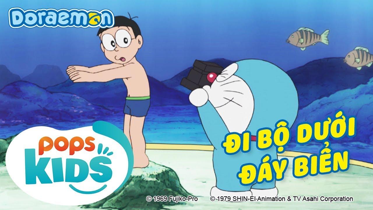 [S7] Doraemon Tập 331 – Đi Bộ Dưới Đáy Biển, Mùa Đông Giữa Mùa Hè – Hoạt Hình Tiếng Việt