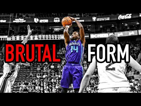 The Number One Shooting Mistake To Avoid (Michael Kidd-Gilchrist)