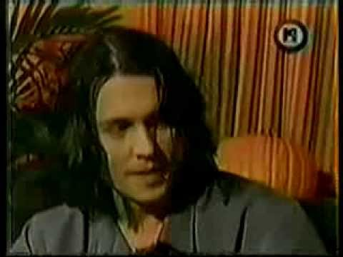 Johnny Depp Interviewed on MTV (Sleepy Hollow)
