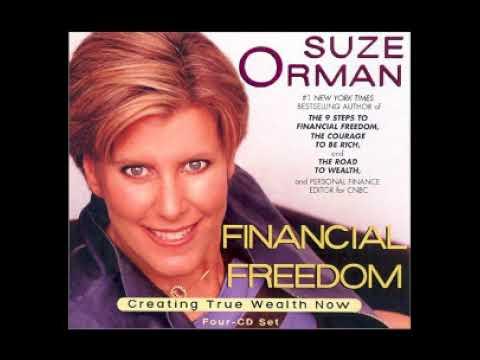 Financial Freedom Audiobook * Suze Orman