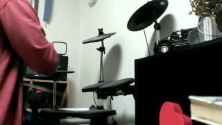 動画初投稿です! ドラム歴一年 まだ全然叩けないですが、アドバイス頂け...