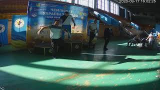 Чемпионат Украины по дзюдо U23. Татами #2