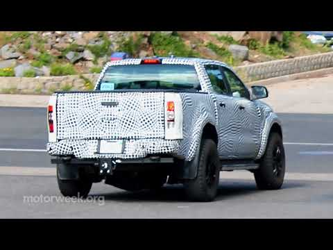 Ford Ranger Raptor | Eye Spy