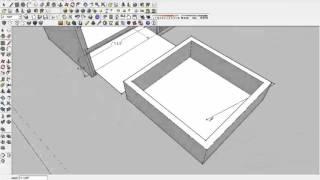 Furniture Design In Google Sketchup 8, Part 2
