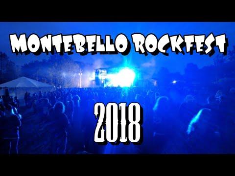 MONTEBELLO ROCKFEST 2018 part 1