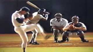 Gary Pettis Saves Nolan Ryan