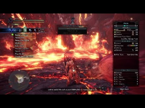 Teostra run for fun chargeblade with commentary