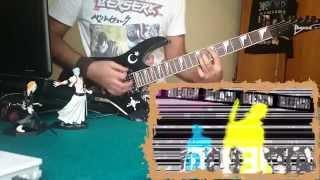 Bleach Opening 15  - Harukaze (Guitar Cover)