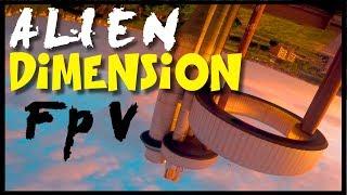 ALIEN Dimension FPV   StarGate   FPV FreeStyle ButterFlight T-MOTOR F60 PRO II