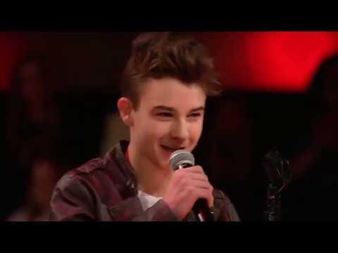 THE VOICE KIDS GERMANY 2018 - Josephine-Tim-Christian -