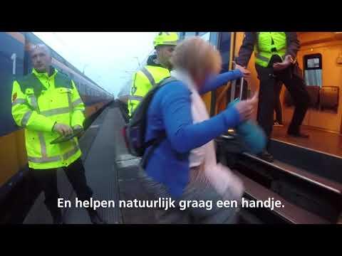 Bodycam - Evacuatie defecte trein