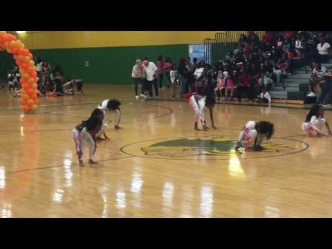Panola County High Steppers