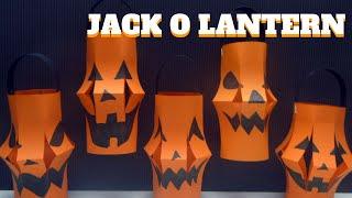 Download Video Halloween Craft - Jack O Lantern - Pumpkin Jack O Lantern MP3 3GP MP4